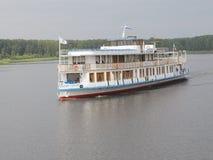 Σκάφος Joseph Στάλιν - Maxim Γκόρκυ Στοκ εικόνες με δικαίωμα ελεύθερης χρήσης