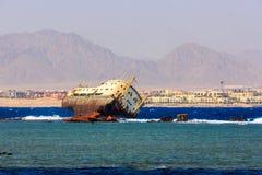 Σκάφος Loullia Στοκ εικόνα με δικαίωμα ελεύθερης χρήσης