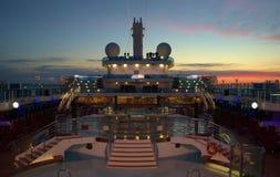 σκάφος luminosa κρουαζιέρας πλευρών Στοκ Φωτογραφίες