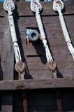 σκάφος santa του Columbus Μαρία πυροβόλων Στοκ εικόνες με δικαίωμα ελεύθερης χρήσης