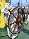 σκάφος weel Στοκ φωτογραφία με δικαίωμα ελεύθερης χρήσης