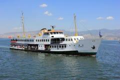 Σκάφος whith επιβάτες Στοκ Φωτογραφίες