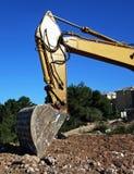 σκάψιμο Στοκ εικόνα με δικαίωμα ελεύθερης χρήσης