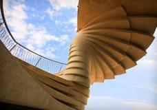 Σκάλα-ανεμοστρόβιλος Στοκ Εικόνα