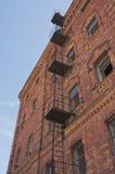 Σκάλα αντικατάστασης Στοκ Φωτογραφία