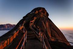 Σκάλα ΙΙΙ βράχου Moro στοκ εικόνες με δικαίωμα ελεύθερης χρήσης