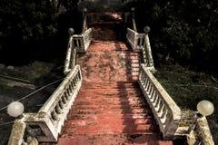Σκάλα κάτω Στοκ Φωτογραφία