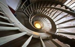 Σκάλα ομορφιάς στη Ρήγα Στοκ εικόνα με δικαίωμα ελεύθερης χρήσης