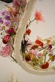 Σκάλα λουλουδιών Στοκ φωτογραφία με δικαίωμα ελεύθερης χρήσης