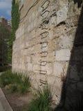 Σκάλα σιδήρου Στοκ εικόνα με δικαίωμα ελεύθερης χρήσης