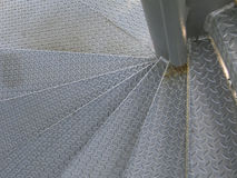 Σκάλα σιδήρου Στοκ Φωτογραφίες