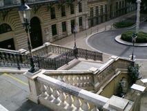 Σκάλα της Βιέννης Στοκ εικόνα με δικαίωμα ελεύθερης χρήσης
