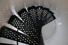 Σκάλα φάρων χάλυβα Στοκ φωτογραφία με δικαίωμα ελεύθερης χρήσης