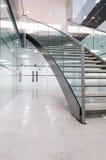 Σκάλα χάλυβα Στοκ φωτογραφία με δικαίωμα ελεύθερης χρήσης