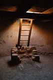 Σκάλα Kiva στοκ εικόνες