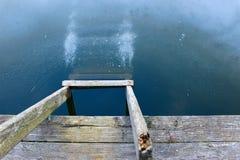Σκάλες Στοκ εικόνα με δικαίωμα ελεύθερης χρήσης