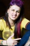 σκέιτερ κοριτσιών Στοκ φωτογραφίες με δικαίωμα ελεύθερης χρήσης