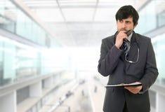 Σκέψη γιατρών στοκ φωτογραφία με δικαίωμα ελεύθερης χρήσης