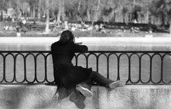 σκέψη Στοκ φωτογραφία με δικαίωμα ελεύθερης χρήσης