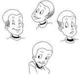 Σκίτσο χαρακτήρα απεικόνιση αποθεμάτων