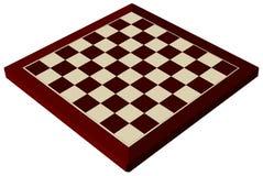 Σκακιέρα, διανυσματική απεικόνιση Στοκ Φωτογραφίες
