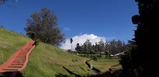 Σκαλοπάτια για να πάει στον ουρανό στοκ φωτογραφία με δικαίωμα ελεύθερης χρήσης