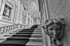 σκαλοπάτια εισόδων Στοκ Εικόνες