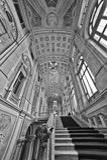σκαλοπάτια εισόδων Στοκ εικόνες με δικαίωμα ελεύθερης χρήσης