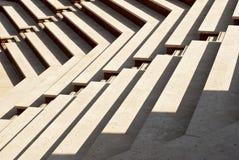 σκαλοπάτια ηλιόλουστα στοκ φωτογραφίες
