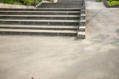 Σκαλοπάτια μέχρι πουθενά Στοκ φωτογραφία με δικαίωμα ελεύθερης χρήσης