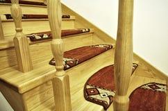 σκαλοπάτια ξύλινα στοκ φωτογραφία με δικαίωμα ελεύθερης χρήσης