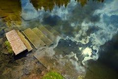 Σκαλοπάτια Στοκ εικόνα με δικαίωμα ελεύθερης χρήσης