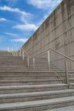 σκαλοπάτι περίπτωσης επάνω Στοκ εικόνες με δικαίωμα ελεύθερης χρήσης
