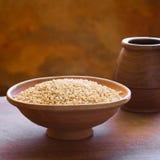 Σκαμένο Quinoa Στοκ Φωτογραφία