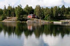 Σκανδιναβία Στοκ Εικόνα