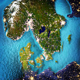 Σκανδιναβία απεικόνιση αποθεμάτων