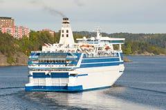 Σκανδιναβικό σκάφος κρο& Στοκ φωτογραφία με δικαίωμα ελεύθερης χρήσης