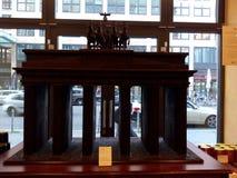 Σκαπάνη Brandenburger Στοκ φωτογραφίες με δικαίωμα ελεύθερης χρήσης
