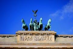 Σκαπάνη Brandenburger στοκ φωτογραφία