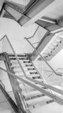 Σκαλοπάτια αρχιτεκτονικής Στοκ Εικόνα