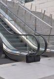 Σκαλοπάτια σε μια λεωφόρο Στοκ εικόνα με δικαίωμα ελεύθερης χρήσης