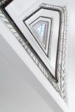 Σκαλοπάτια σε Koernerhaus, Αμβούργο Στοκ Εικόνες