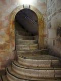 Σκαλοπάτια στην εκκλησία του ιερού τάφου Στοκ Εικόνες