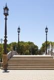 Σκαλοπάτια στην πλατεία της Ισπανίας Στοκ εικόνα με δικαίωμα ελεύθερης χρήσης