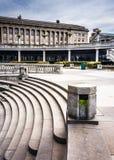 Σκαλοπάτια στο κράτος Capitol στο Χάρισμπουργκ, Πενσυλβανία Στοκ εικόνες με δικαίωμα ελεύθερης χρήσης