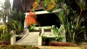 Σκαλοπάτια στο κτήριο στοκ εικόνα με δικαίωμα ελεύθερης χρήσης