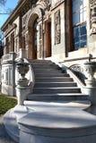 Σκαλοπάτια του θερινού παλατιού Ihlamur Στοκ Εικόνες