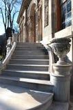 Σκαλοπάτια του θερινού παλατιού Ihlamur Στοκ φωτογραφία με δικαίωμα ελεύθερης χρήσης