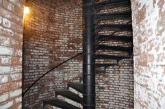 Σκαλοπάτια φάρων Στοκ εικόνα με δικαίωμα ελεύθερης χρήσης