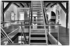 Σκαλοπάτια Στοκ φωτογραφίες με δικαίωμα ελεύθερης χρήσης